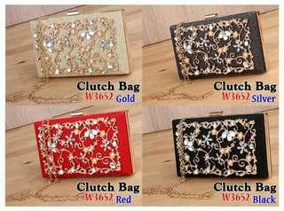 Clutch Bag W3652*
