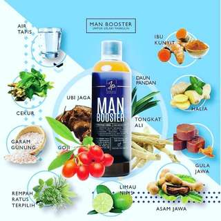 Jamu Man Booster