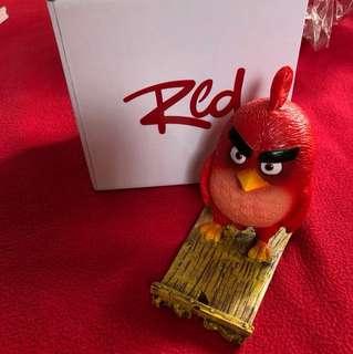 Angry bird 手機座