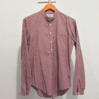 Zara • Casual Shirt • Size  fit to M • Rp.110.000