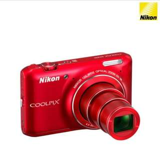Nikon 16MP 10× wide zoom