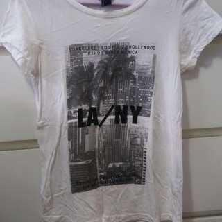 LA/NY tshirt