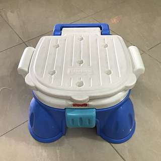 Fisher Price Musical Step-stool Potty
