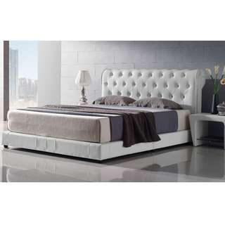 EMBOSSING Bed Frame