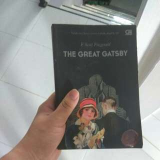 [PRELOVED] The Great Gatsby Terjemahan Indonesia