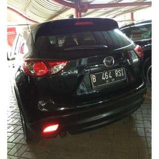 CX-5 GT 2.5 2014 AT HITAM METALIK
