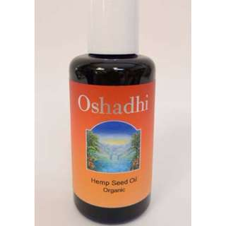 Organic Hemp Seed Oil 100ml