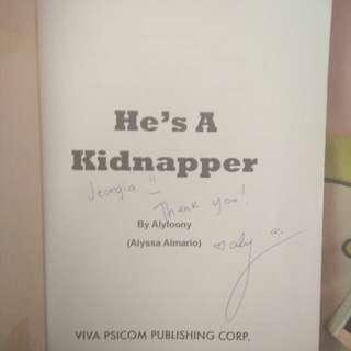 He's Kidnapper