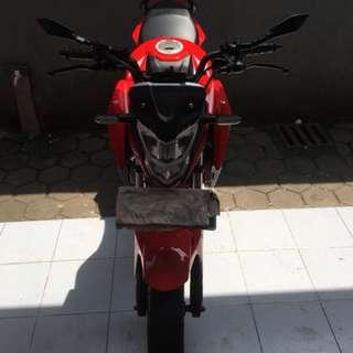 Honda CB 150 Streetfire SE
