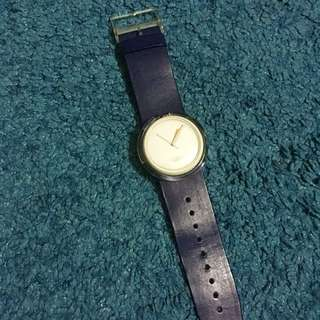 Rare POP Swatch 1989 edition