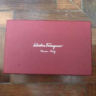 Ferragamo long wallet