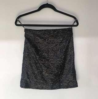 KOOKAI sequin skirt size 36
