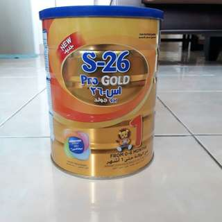 S-26 Pro Gold for 0-6 months babies