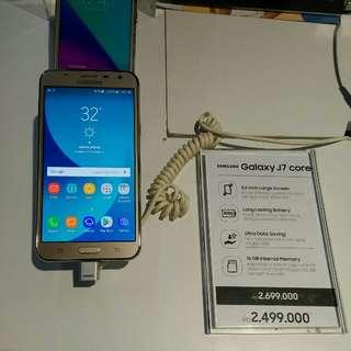 Samsung galaxy J7 core promo cicilan bulan februari