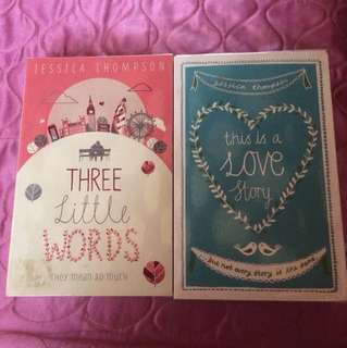Jessica thompson books