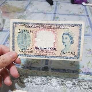 Malaya and British Notes