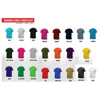 customise shirts printing