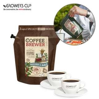 Grower's Cup The CoffeeBrewer - Costa Rica 隨身濾泡咖啡 戶外咖啡 露營咖啡 (哥斯達黎加)