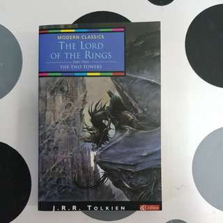 The Lord of the Rings Part2 The Two Towers