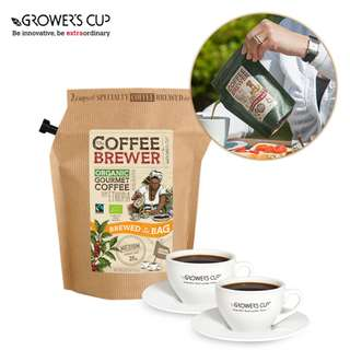 Grower's Cup The CoffeeBrewer - Ethiopia Organic 隨身濾泡咖啡 戶外咖啡 露營咖啡 (埃塞俄比亞)