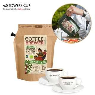 Grower's Cup The CoffeeBrewer - Guatemala Organic 隨身濾泡咖啡 戶外咖啡 露營咖啡 (危地馬拉)
