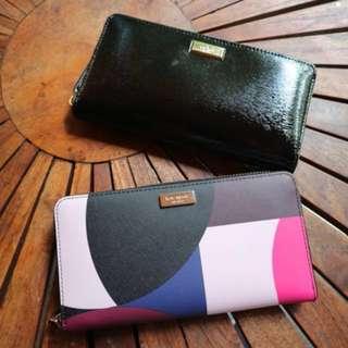 Kate Spade Geometric Wallet