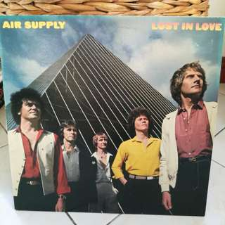 AIR SUPPLY LOST IN LOVE NM