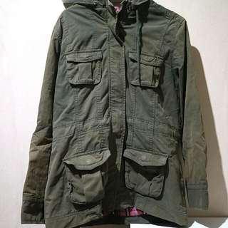 Parka Old Navy