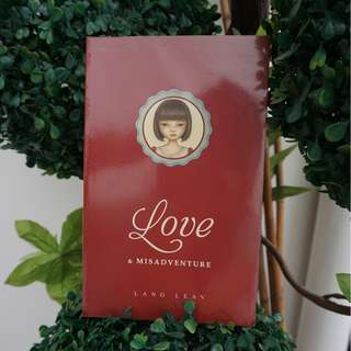 LOVE AND MISADVENTURE by Lang Leav