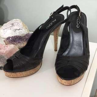 (BOGO 50%off) Aldo strappy shoe