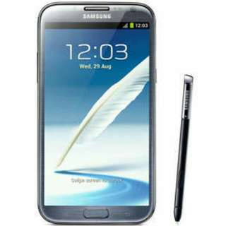 """SALE"" SAMSUNG Galaxy Note 2"