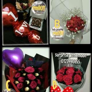 Chocolate Bouquet flower bouquet surprise delivery valentine give