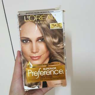 L'ORÉAL fade defying color