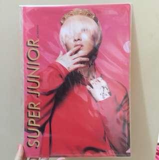 Eunhyuk 銀赫 SM官方file super junior SJ