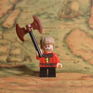 Tyrion Lannister  Game of Thrones Lego Like Blocks