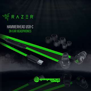 Razer Hammerhead USB-C In-Ear Headset (RZ04-02420100-R3A1)
