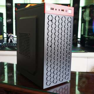 Desktop PC for Work Gaming and Entertainment