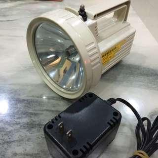 充電式 遠照燈