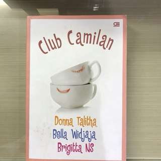 Novel Club Camilan