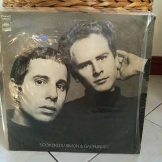 SIMON AND GARFUNKEL BOOKENDS NM