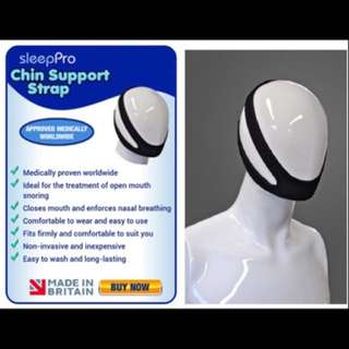 sleepPro chin support
