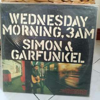 SIMON AND GARFUNKEL WEDNESDAY MORNING 3AM NM
