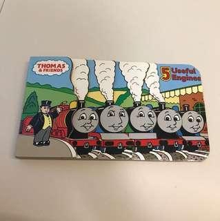 Thomas & Friends - 5 Useful Engines