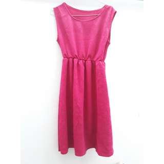 Dress Shock Pink