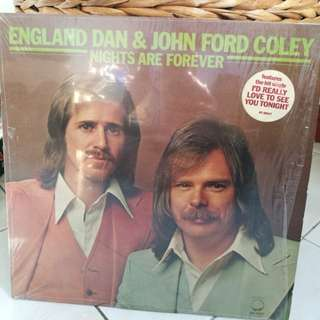 ENGLAND DAN AND JOHN FORD COLEY NIGHT ARE FOREVER NM
