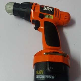 Cordless drill untuk dijual