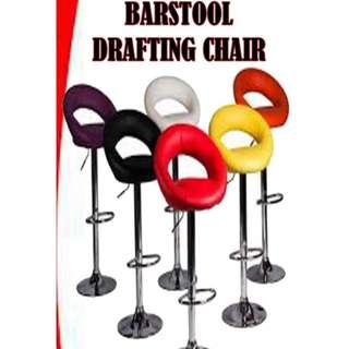 bar-stool drafting chair