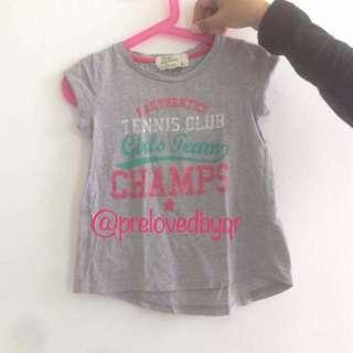Tshirt budak perempuan RM5