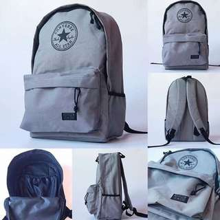 Converse Grey Ransel Bag