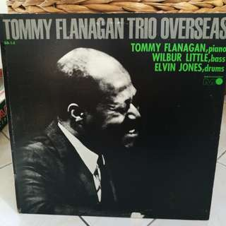 TOMMY FLANAGAN TRIO OVERSEAS NM